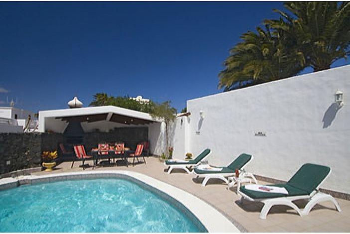Villa Rental Puerto Del Carmen Lanzarote