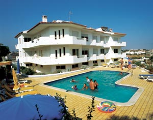Sonibel Apartments, Praia Da Gale - Near Albufeira, Algarve