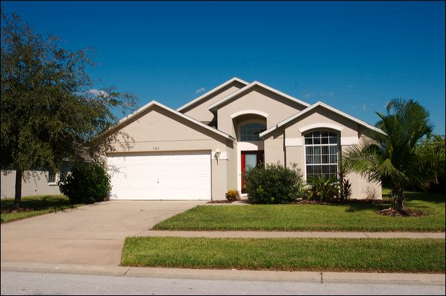 West Kissimmee Area Villas, Florida, USA