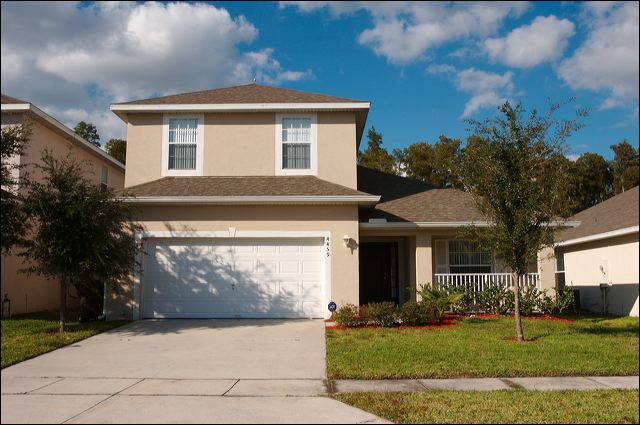 Central Kissimmee Area villas, Florida, USA